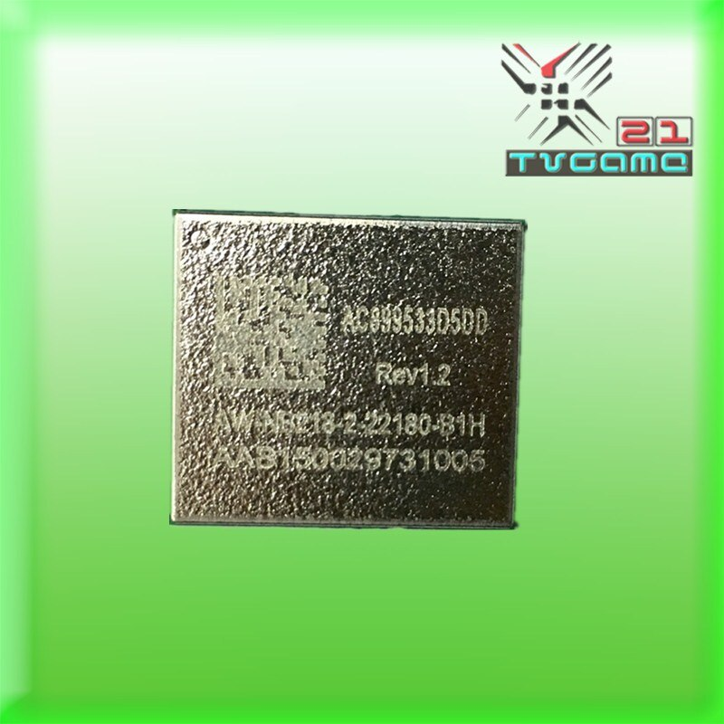 20 unids/lote Original inalámbrico Wifi Bluetooth receptor de junta PCB AW-NB218-2-22180-B1H para PS4 CUH-1200 consola de la placa base