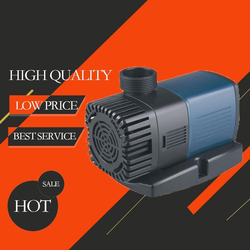 Bomba sumergible eléctrica de 70W 9000L/h JTP-9000 para piscina, estanque de jardín