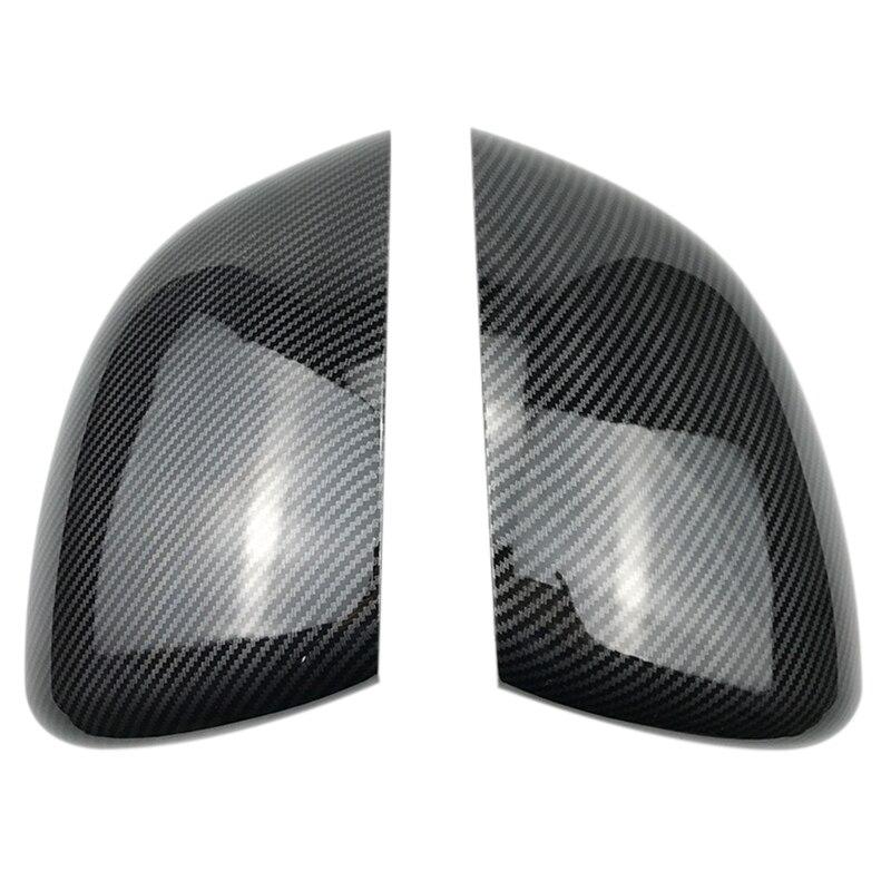 Cubierta de ajuste de la etiqueta engomada plástica del espejo retrovisor del coche para Mercedes Benz Clase A W177 A180 A200 A220 A250 2019 + Accesorios coche Styli