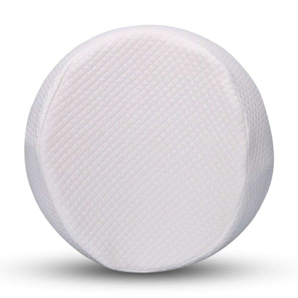 Macio travesseiro de joelho perna clipe de espuma memória cunha lenta recuperação memória algodão braçadeira massagem travesseiro para homem feminino h99f