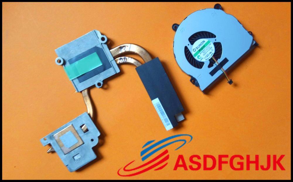Original para SAMSUNG NP355V4X NP355V4C NP350V5C NP355E4C 355V5C NP355 VENTILADOR DO DISSIPADOR CPU Teste OK