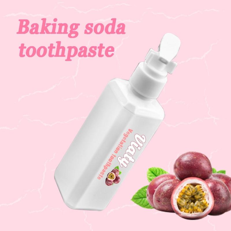 Страсть фрукты зубная паста удаление пятен отбеливающая зубная паста борьба кровотечение десны свежие дети взрослые TSLM1