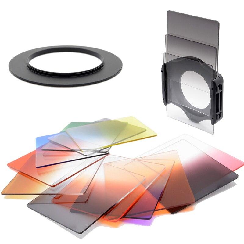 KnightX-Anillo de soporte para filtro de fotografía, accesorio para Canon eos 7d...