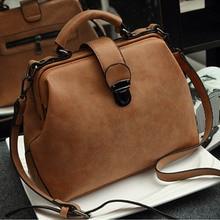 2019 Womens Bag Designer Luxury Matte Leather Female Handbag Large Crossbody Ladies Hand Bags for Women Messenger Bag Sac W286