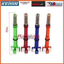 CRF/YZF/rxf/KTM/FRM/RMZ/KLX fcr oko koso mikuni keihin carburetor ajustar tornillo correspondiente, cnc Accesorios