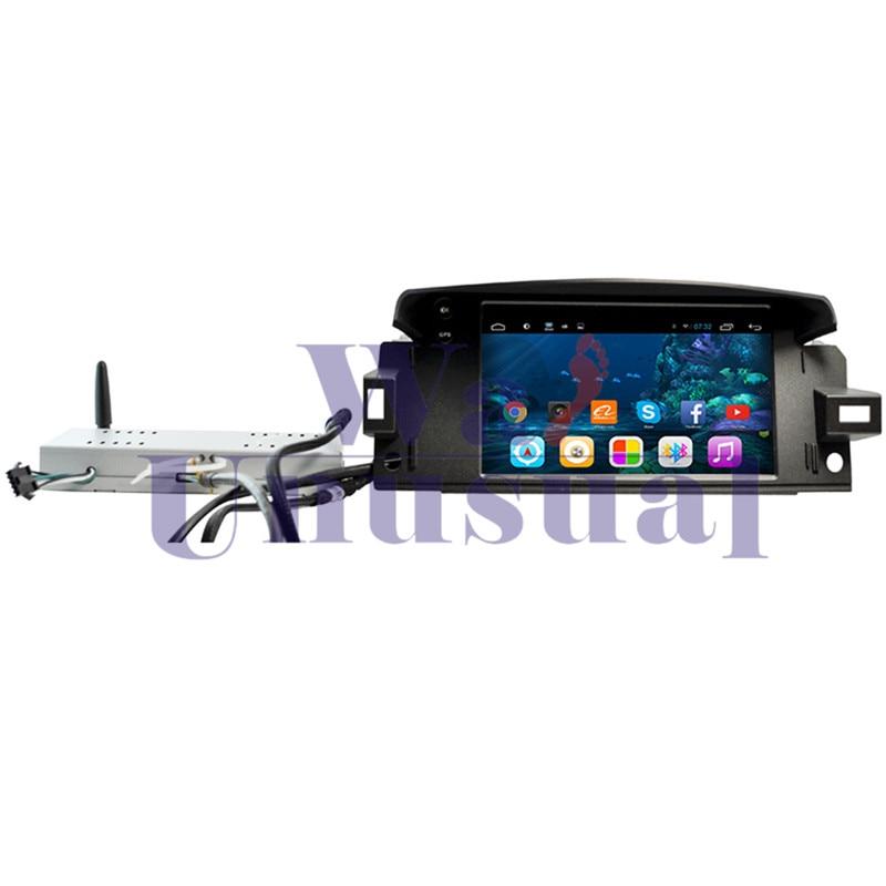 Wanuary Android 6,0 Автомобильный ПК GPS навигация видео для широты 2014-радио плеер два Din Magnitol без DVD BT 3G Bluetooth