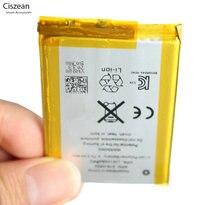 Batería interna de repuesto de polímero de litio Ciszean 930mAh 616-0553/LIS1458APPC para iPod Touch 4ta generación 4 4g