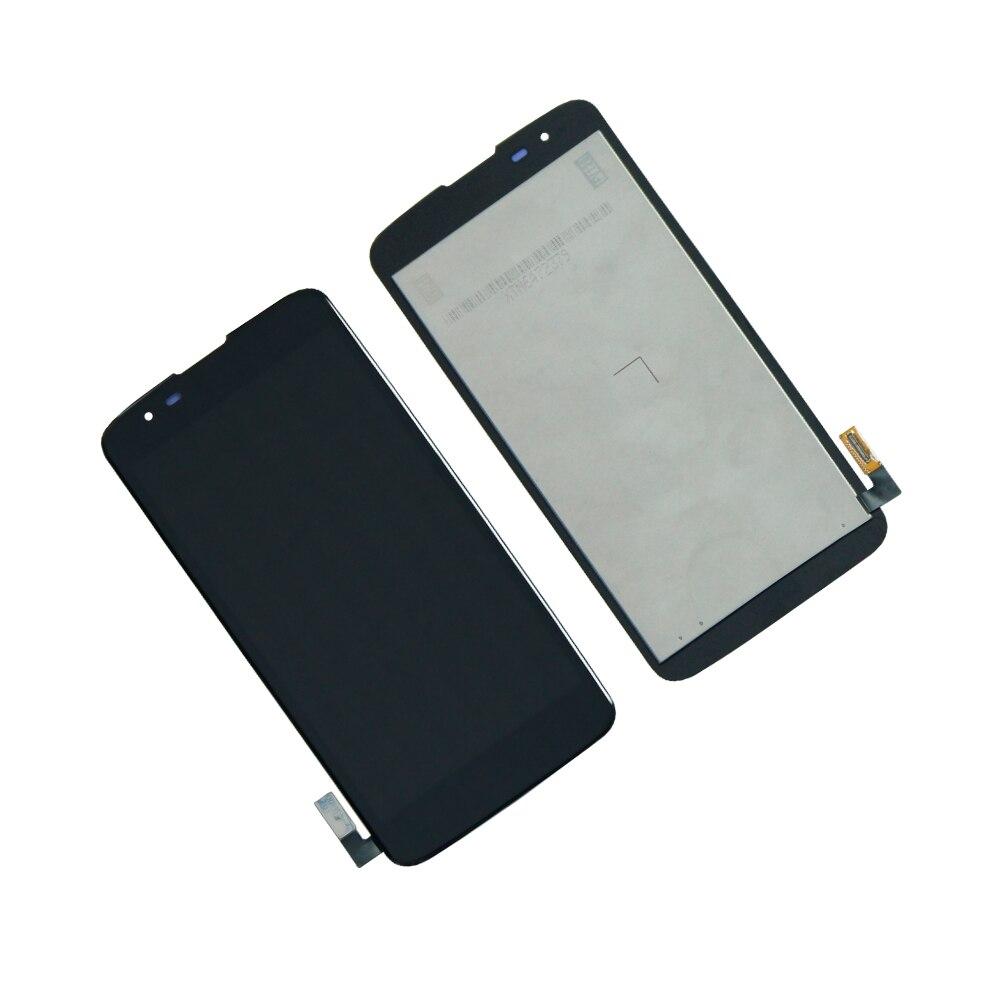 Сенсорный экран дигитайзер ЖК-дисплей для LG Tribute 5 K7 LS665 LS675 MS330 сенсорный экран в сборе запчасти для мобильных смартфонов