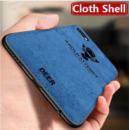 Роскошный тканевый чехол для Huawei Y9 Y7Pro P smart 2019 Mate20 P20 P30 Pro Lite Nova 3 3i 4, чехол Honor 8X 8C 9 10 Lite View20