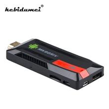 MK809IV Smart TV bâton 2GB 8GB pour Android TV boîte Dongle sans fil Mini PC Quad Core RK3188T WIFI Bluetooth TV jeu bâton
