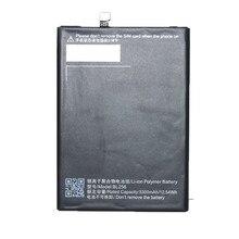 Batterie li-polymère jinsuli haute capacité BL256 3300 mAh pour Lenovo Lemon K4 Note K4note X3 Lite K51c78/A7010 batterie smartphone