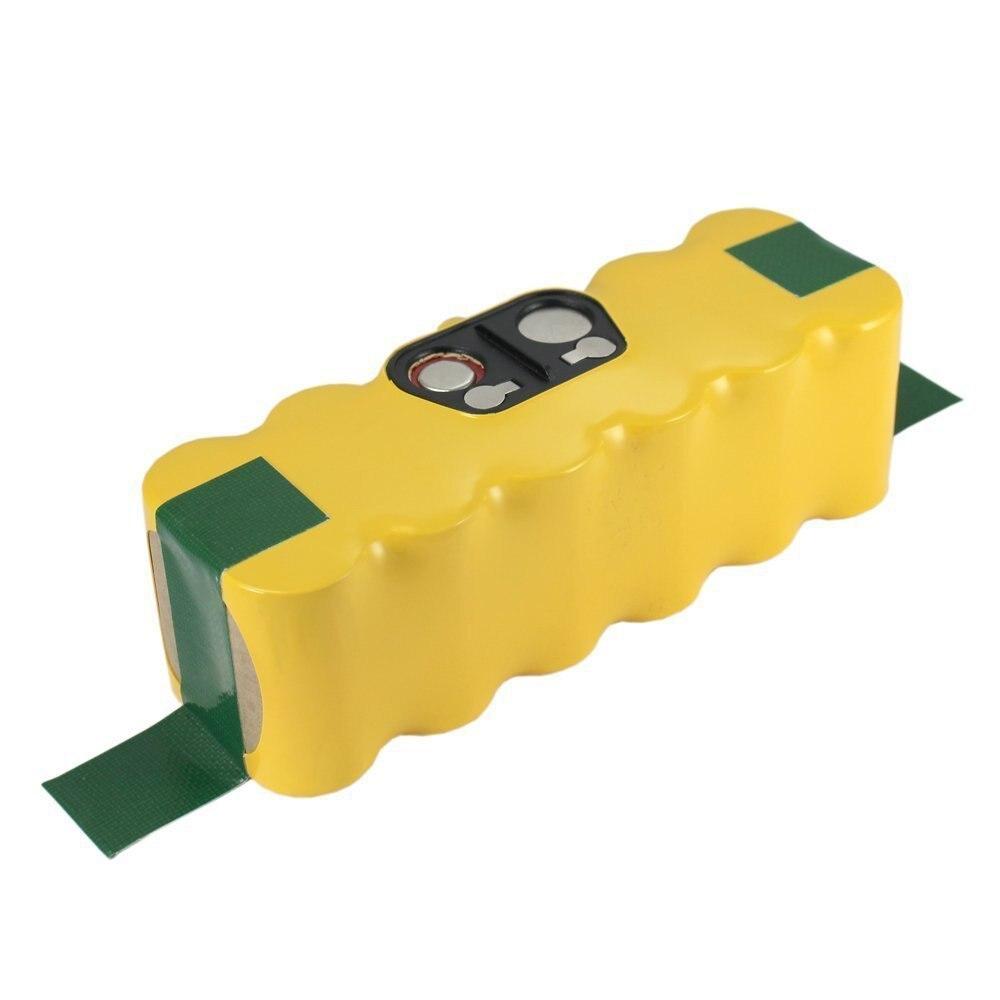 USA mejor 14,4 V 3.5Ah 3500mAh batería de repuesto para iRobot Roomba Serie 500 600 700