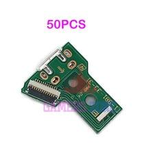 50PCS V4 V5 Micro USB Lade Buchse IC Platine Für Sony Playstation 4 PS4 Pro JDS-040 Controller Power ladegerät Bord
