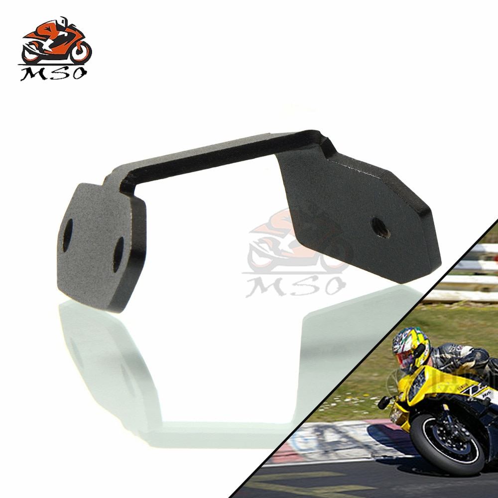 Motorcycle Accessory Holder Stand Vehicle Automobile Data Recorder Bracket Mount For Kawasaki Ninja400 Ninja 400 2018 2019