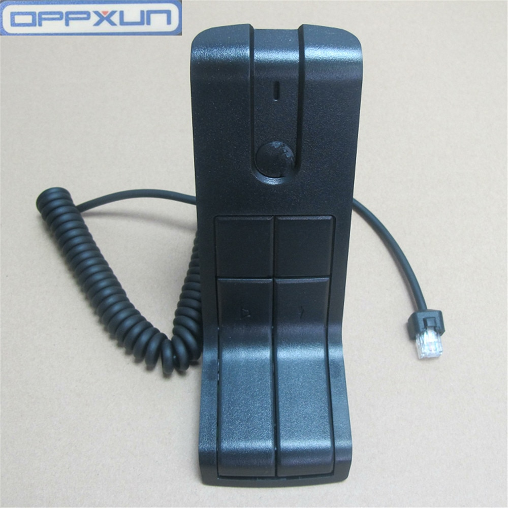 ميكروفون مكتب OPPXUN لموتورولا CM140 ، CM160 ، CM200 ، CM300 ، CM340 ، CM360 ، EM200 ، EM400 ، GM3188 ، GM3688 ، أجهزة الراديو