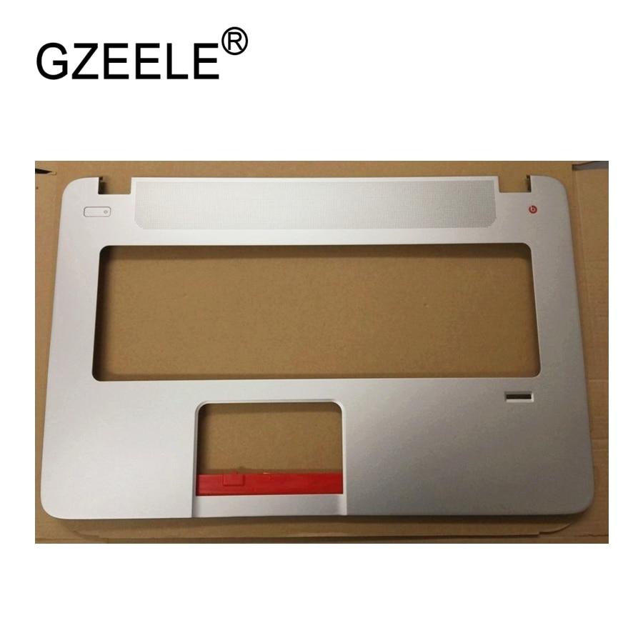 "GZEELE Laptop For HP Envy17 Envy 17-J 17-j000 Series 17"" Shell Upper Case Palmrest Cover topcase keyboard bezel"