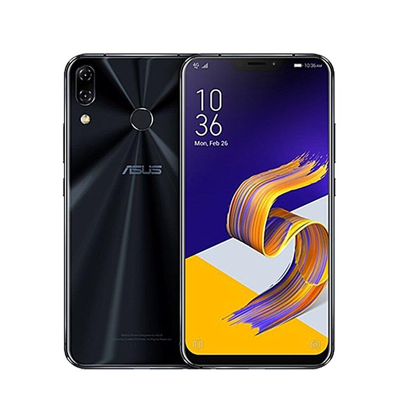 Смартфон ASUS Zenfone 5 ZE620KL, Android, 6,2 дюйма, 4 + 64 ГБ, Qualcomm Snapdragon 636, 3300 мА · ч, NFC, LTE