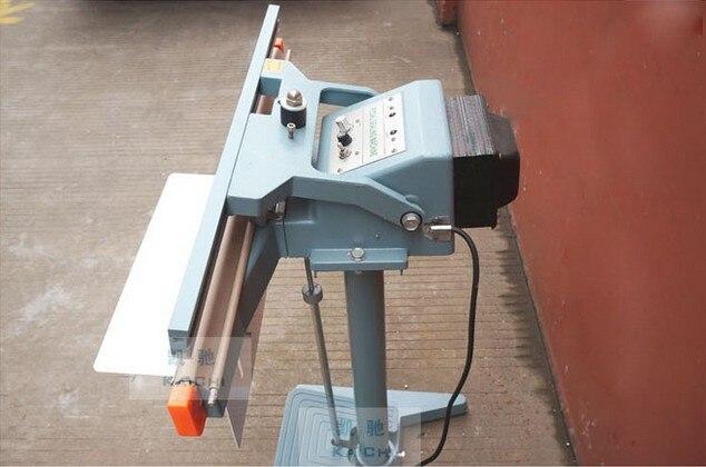 Foot Pedal Impulse Sealer ,heat sealing machine,Plastic Bag sealer   350mm 13 inch  PEDAL SEALER enlarge