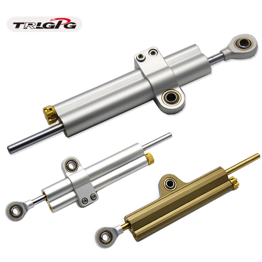 Motocicleta Universal CNC ajustable estabilizador de amortiguador de dirección para Yamaha MT 07 MT-07 MT07 MT09 MT-09 MT-10 R6 R1 z1000 s1000rr