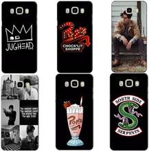Luxury Riverdale Southside Hard Phone Case Cover for Samsung S5 S6 S7 Edge S8 S9 Plus J1 J5 J7 2016 A3 A5 A7 2017 Note 5 Note 8