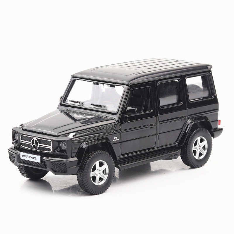 1:36 toy car model g63 alloy car model toy sound and light door simulation back to the car model baking ornaments gift 4pcs magic hair elf trolls ugly baby troll bobby princess base model toy car decoration ornaments
