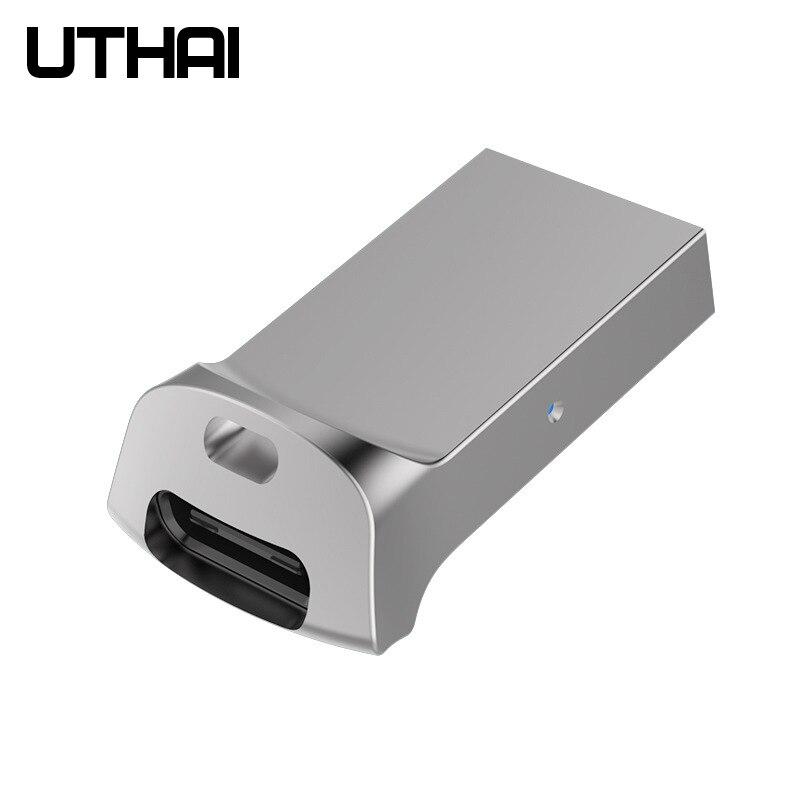 UTHAI C38 USB Zu Typ-C Adapter USB 3,0 Konverter Typ-C Zu USB Ladegerät Typ-c mutter Sitz Adapter Zu PC