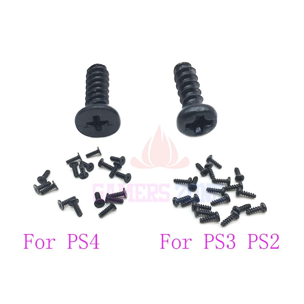20 шт ~ 200 шт для Sony PS3 PS2 PS4 контроллер Philips головка Замена винтов набор винтов