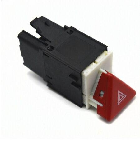 Botón de interruptor de luz de emergencia de alta calidad para Volkswagen PASSAT B6 3C 2005-2011 3C0 953 509A 3C0953509A