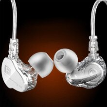 Original Mode Fonge F4 Verdrahtete Kopfhörer Bass Schwere Dual Fahrer Stereo HIFI Kopfhörer Sport Musik Ohrhörer mit Mic für Smartphone