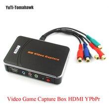 Ezcap HD oyun Video yakalama 1080P HDMI YPBPR kaydedici XBOX One/360 PS3 /PS4 bir tıklama Enquired hiçbir kurulum