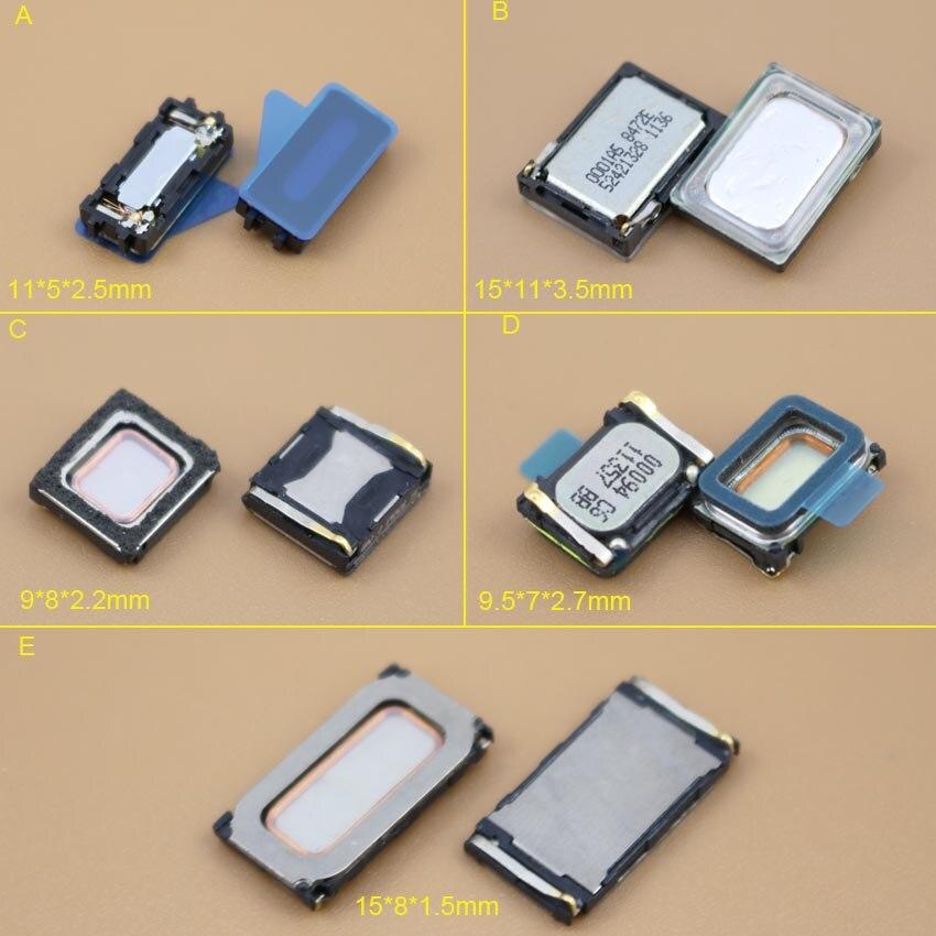 YuXi oreja auricular de altavoz de repuesto para Nokia Lumia C3-01 X3-00 X2-00 X2-02 2020 X3-02 C3-00 para MeizuMX3 MX2 MX4PRO