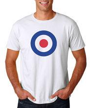 RAF le qui Logo T-Shirt, S-3XL blanc, rétro Vintage classique Royal Air Force 2017 manches courtes coton t-shirts homme vêtements