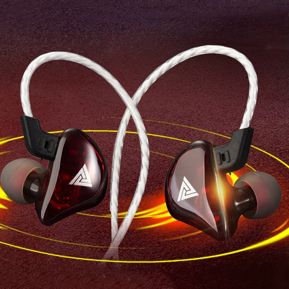 Fone de ouvido para redmi airdots fone de ouvido 3.5mm com fio qkz ck7 na orelha fone de ouvido para smartphones telefone celular para celular