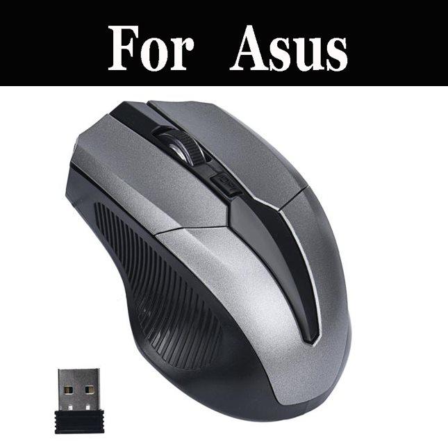 Óptico ratón inalámbrico de 2,4 GHz USB con cable de ratón ratones para Asus F570ZD X505ZA X507UA X507UF X540BA X507MA S530UN A555LF X541UV