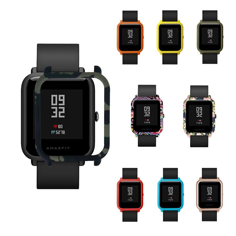 Funda protectora para Xiaomi Huami Amazfit Bip Youth, funda protectora dura para relojes Xiaomi Amazfit Bip, accesorios