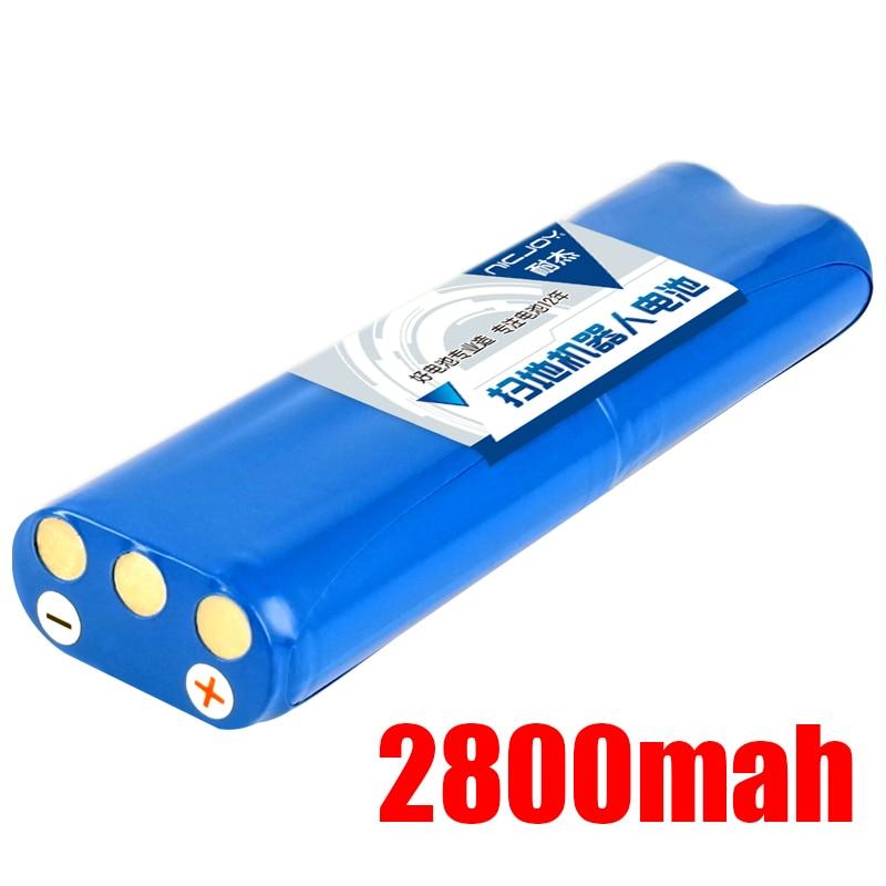 High quility 14.8V 2800mAh 18650 Li-ion Battery for Philips Robotics Vacuum cleaner FC8820 FC8810 Vacuum cleaner