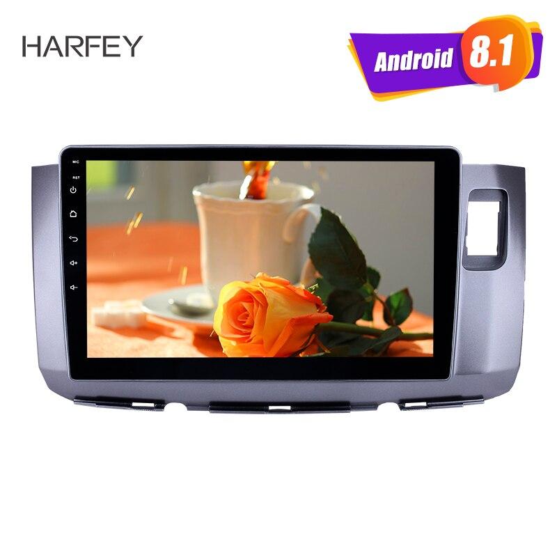 Harfey 10,1 pulgadas Android 8,1 GPS para coche Radio para Perodua Alza...