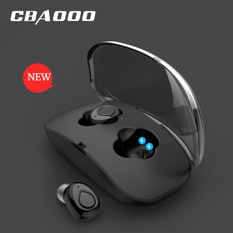 X18S TWS auriculares Bluetooth gemelos auriculares inalámbricos deporte estéreo música auriculares Bluetooth con micrófono caja de carga