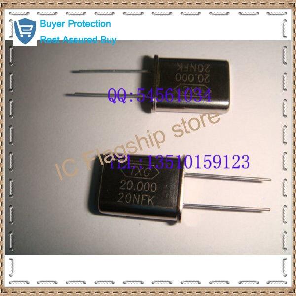 1 MHZ 1000 KHZ 49 u منخفضة التردد السلبي تستقيم بلورات متجر الأسهم الجديدة الأصلية