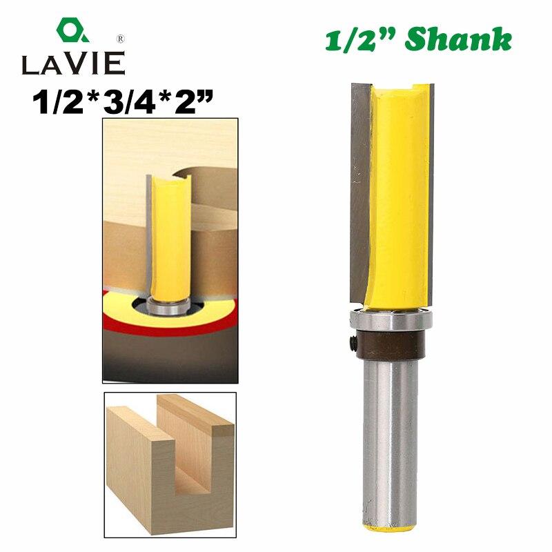 LAVIE 1 шт. 12 мм 1/2 фрезы 2
