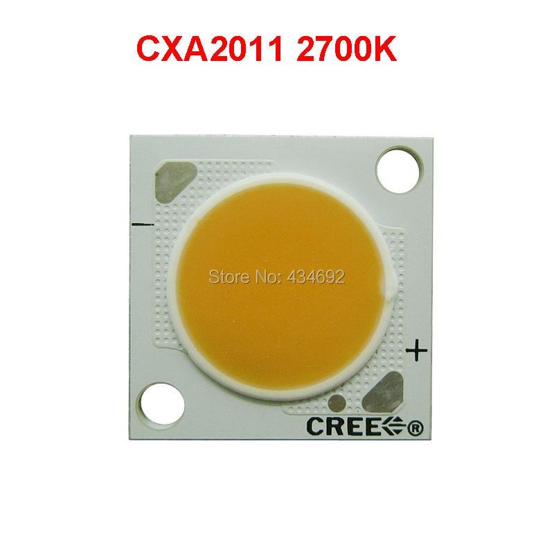 Cree XLamp COB Led CXA 2011 CXA2011 blanco 5000K blanco cálido 2700K 3000K 11 W ~ 48W DC38V-48V de luz LED de alta potencia 285mA-1000mA