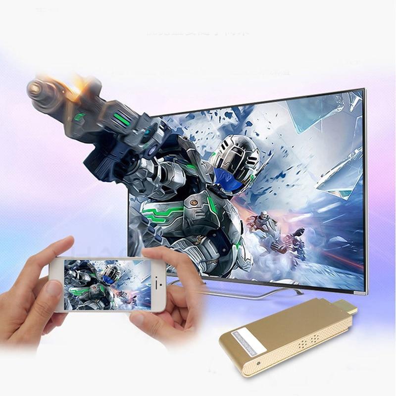 Pantalla inalámbrica adaptador HDMI TV Stick reflejo de pantalla para Tablet Smartphone JLRL88
