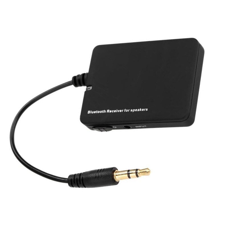 10p! Mini 3.5mm Wireless Bluetooth V2.1 Audio Music Receiver For Pad/Smartphone/Speaker/TV/Mp3/Mp4/PC,A2DP Module Stereo Dongle enlarge