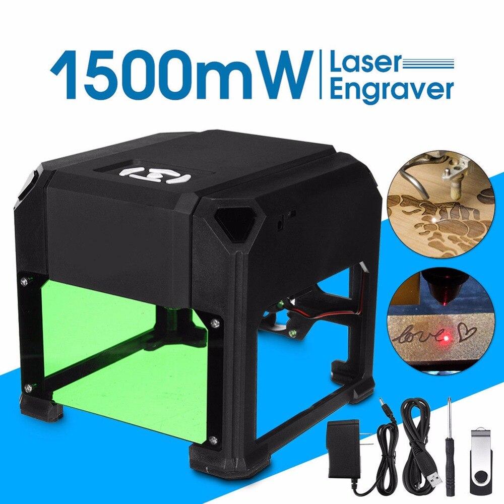 K3 1500 mw Mini CNC Laser Gravur Maschine Gravur Bereich DIY Logo Automatische Stecher Cutter Schnitzer Stecher Maschine