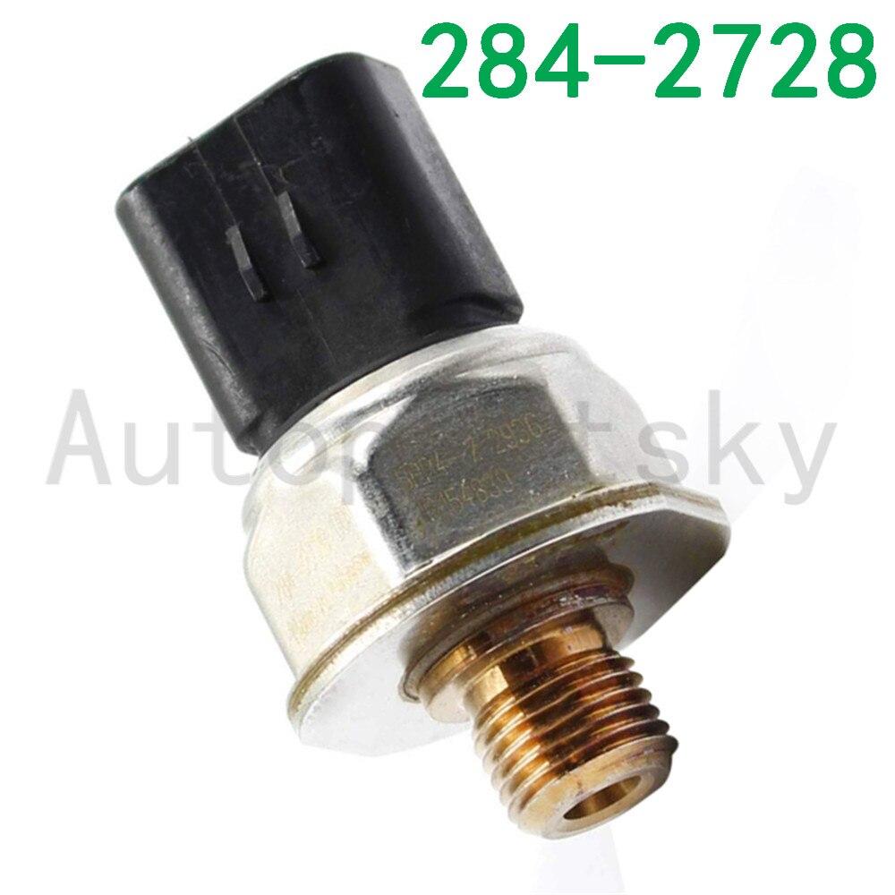 284-2728 , 2842728 capteur de pression de Rail de carburant de 13145690 pour Caterpillar C13 C15 C16 13145690