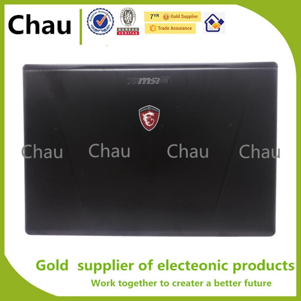 جديد ل MSI GS72 MS-1774 MS-1775 LCD الغطاء الخلفي 307774A211HG01