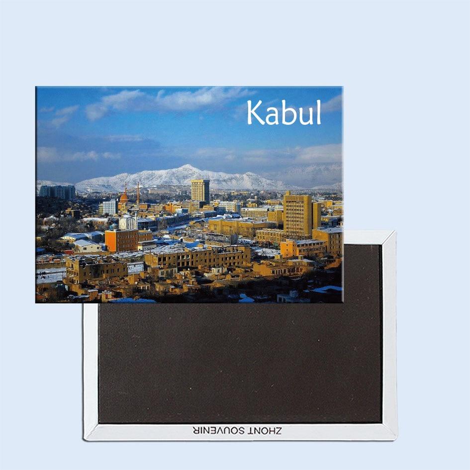 Kabul Afghanistan 24457 Fridge Magnet