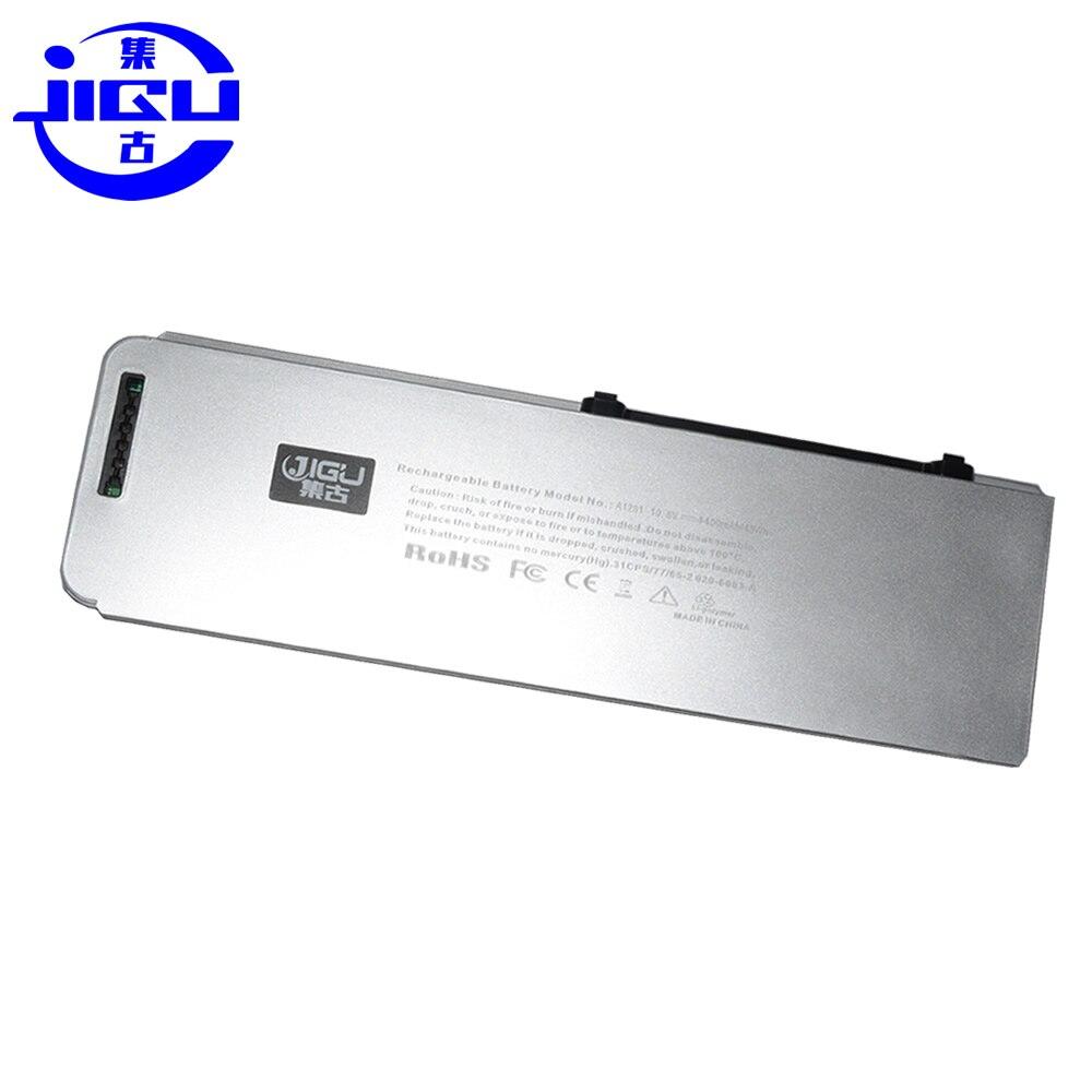 "JIGU Silver Laptop Battery For Apple MacBook Pro 15"" A1281 A1286 (2008 Version) MB772 MB772*/A MB772J/A MB470J/A MB471X/A"