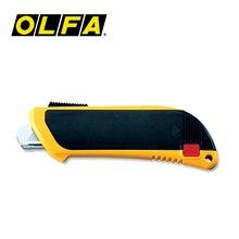 OLFA couteau de sécurité entièrement automatique avec protège-lame (SK-6)