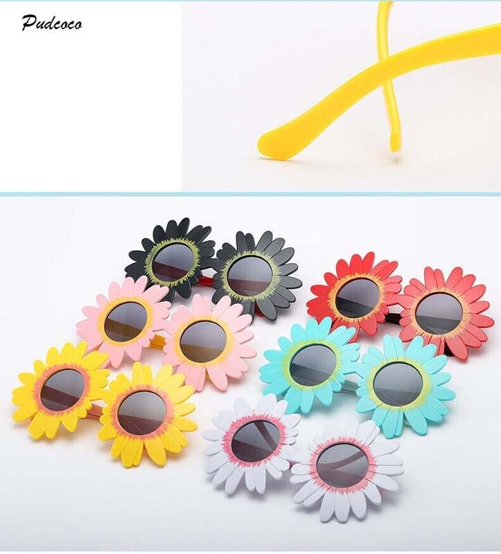 2019 marca Sunflowe gafas de sol para niños UV400 niña precioso bebé niño gafas seguras y cómodas gafas de playa vacaciones